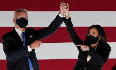 MUNDO Joe Biden toma posse como presidente dos EUA