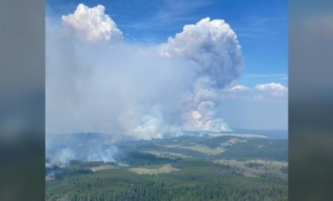 Mais propriedades em ordem de evacuação a leste de Ashcroft, B.C., mas perigo para a vila é 'mínimo'