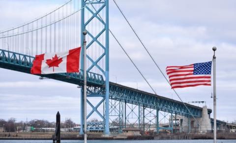 Perguntas e respostas sobre quem pode e não pode cruzar a fronteira entre Canadá-EUA