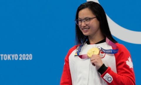 Margaret Mac Neil conquista a primeira medalha de ouro do Canadá nos Jogos de Tóquio