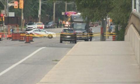 Polícia de Toronto identifica homem morto a facadas em Regent Park