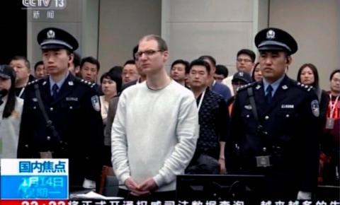 Tribunal chinês mantém pena de morte do prisioneiro canadense Robert Schellenberg