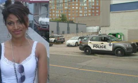Polícia identifica mulher encontrada morta dentro de uma mala em Toronto