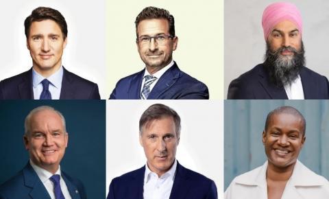 Como decidir em quem votar nas eleições federais de 2021 no Canadá