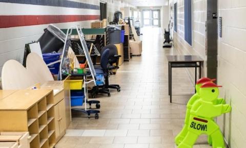 Escolas de Ontário relatam 168 novos casos de COVID-19