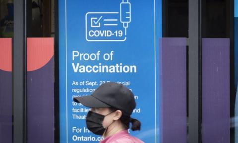 Novos detalhes surgem sobre aplicativo de certificado de vacina de Ontário