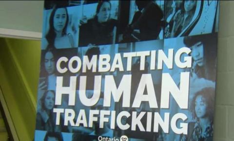 Pelos números: tráfico humano no Canadá