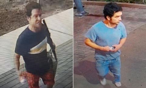 Polícia libera imagens de suspeito em sequência de invasões no Mimico