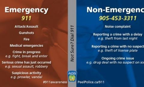 Polícia pede que pessoas parem de ligar para 911 sobre ordem de ficar em casa
