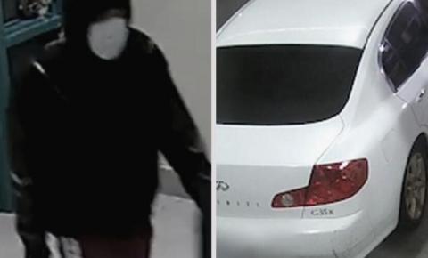 Polícia de Toronto busca informações sobre suspeito e veículo usado em um homicídio, em Toronto