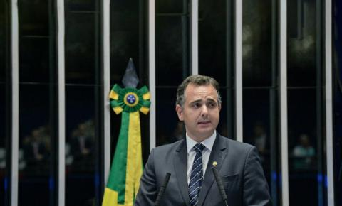 BREAKING NEWS: Rodrigo Pacheco é eleito presidente do Senado