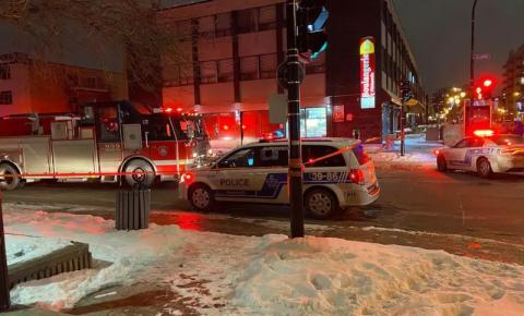 Menina de 15 anos assassinada a tiros dentro de carro, em Montreal
