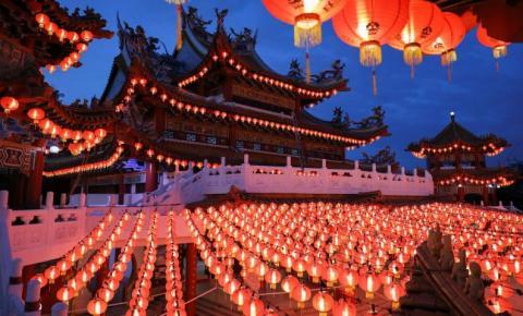 Calendário chinês: começa o Ano do Boi