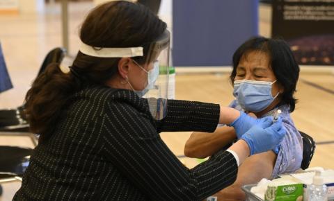 Aqui está quem serão os próximos na lista de prioridade da vacina Covid-19 em Ontário