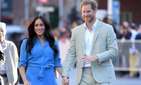Segundo filho de Meghan Markle e Príncipe Harry deve chegar no final da primavera