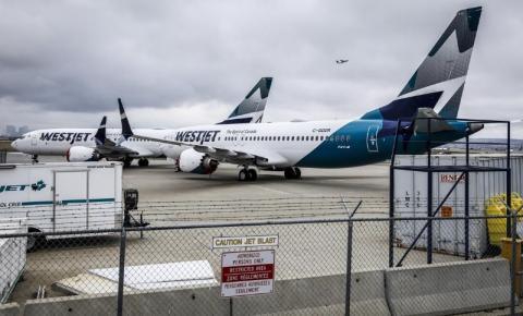 Esses são os voos que a WestJet vai suspender no Canadá até junho