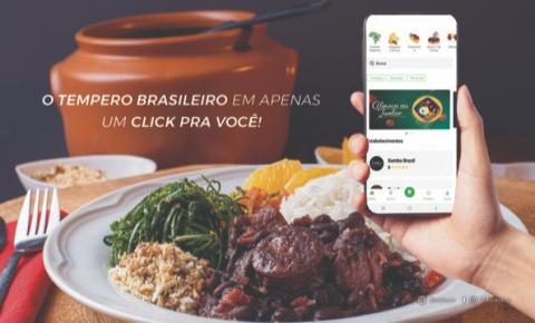 Conheça o primeiro aplicativo de comida brasileira no Canadá