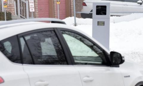 Um único motorista recebeu 15 multas por excesso de velocidade em Toronto