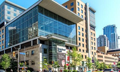 Hospital de Toronto é um dos melhores do mundo pelo terceiro ano consecutivo