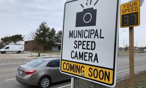 Veja os próximos locais onde serão instalados os radares de velocidade em Toronto