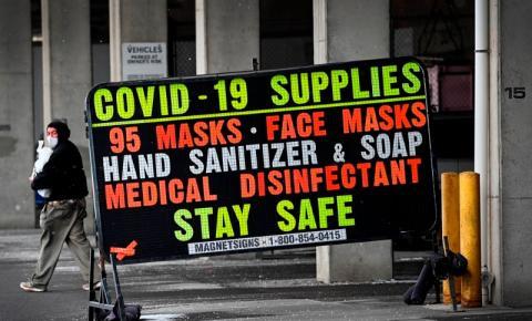 Província registra a maior contagem diária de infecções Covid-19 desde 5 de fevereiro