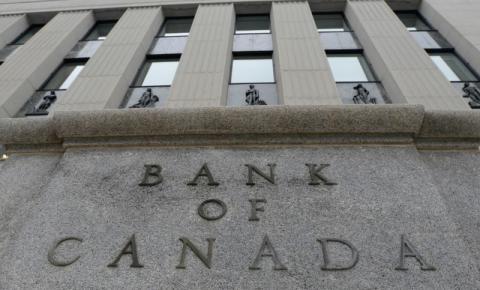 Principal taxa de juros do Canadá deve ficar em 0,25% até 2023