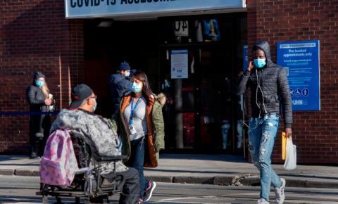 Ontário tem 1.371 novas infecções e 18 novas mortes por Covid-19 em 24h