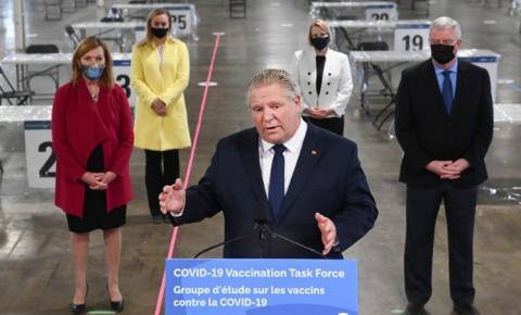 Ontário aumentando capacidade de público em eventos ao ar livre nas regiões em lockdown