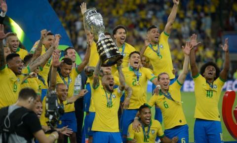Conmebol define novo calendário da Copa América 2021 com dez seleções