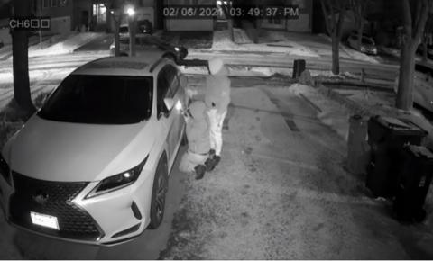 Dezoito pessoas são presas na GTA por esquema de roubo de carros