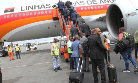 Companhia aérea da Angola suspende voos para o Brasil