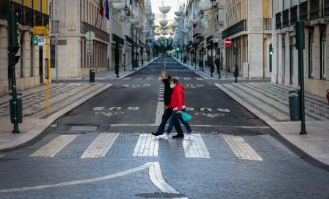 Portugal com 87,2 casos Covid-19 por 100 mil habitantes e 0,86 de índice de transmissibilidade