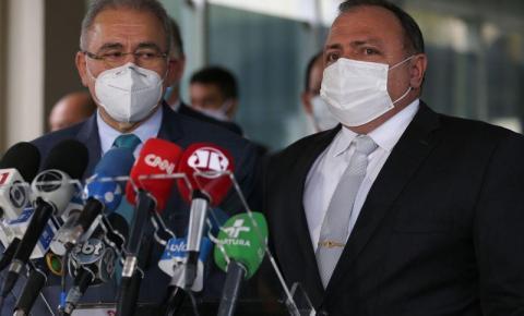 Marcelo Queiroga é empossado como novo ministro da Saúde