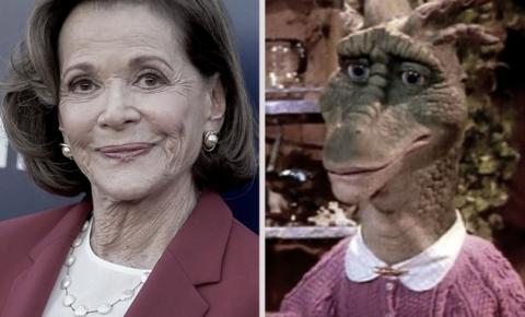 Atriz que dava voz a mãe de 'Família Dinossauros' morre aos 80 anos