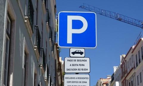 Pagamento de estacionamento volta a funcionar em 14 de abril, em Lisboa