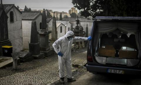 Brasil bate recorde e registra quase 4.200 mortes por Covid-19 em 24 horas