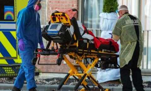 3.215 novas infecções: Ontário tem maior contagem diária Covid-19 desde 17 de janeiro