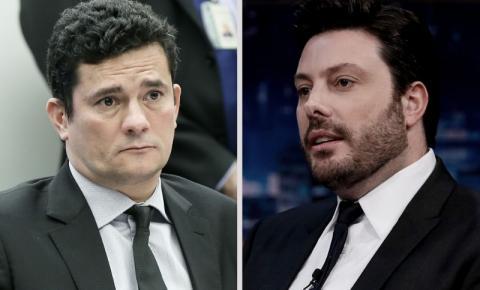 Sergio Moro afirma que votaria em Danilo Gentili para presidente