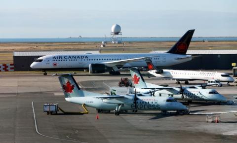 Air Canada receberá pacote de ajuda federal de $5,9 bilhões após acordo