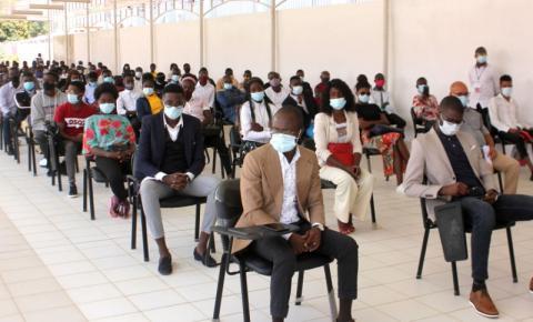 2.500 jovens serão beneficiados em programa de estágio profissional na Angola