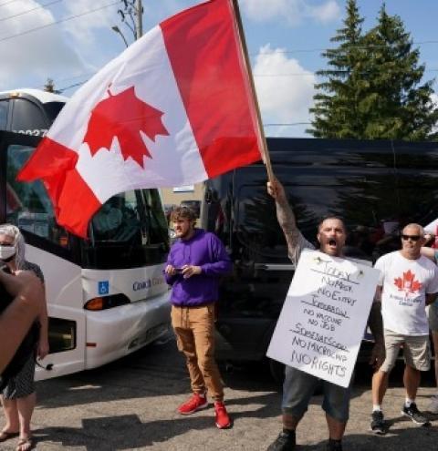 Polícia de Waterloo faz prisão após investigar supostas ameaças contra Trudeau